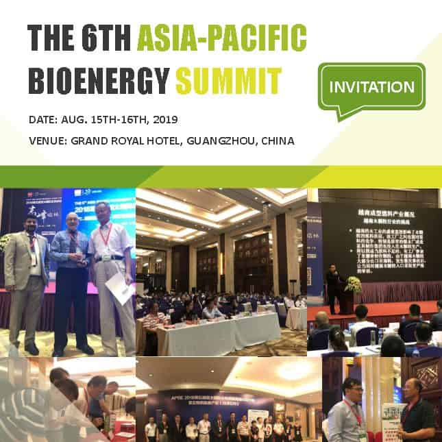 Asia-Pacific Biomass Energy Expo Invitation