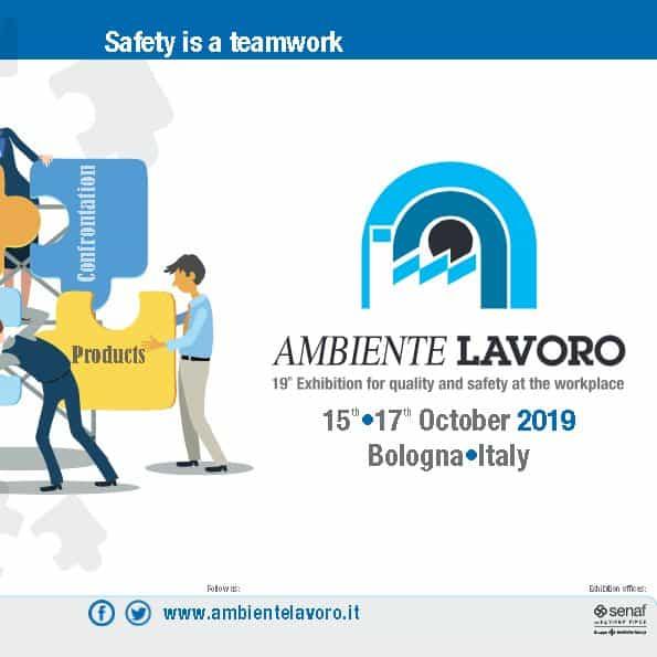 AMBIENTE LAVORO 2019 Brochure