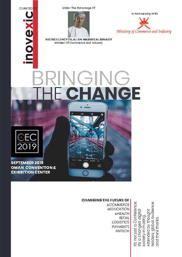 Oman E-commerce Conference (OEC-2019)
