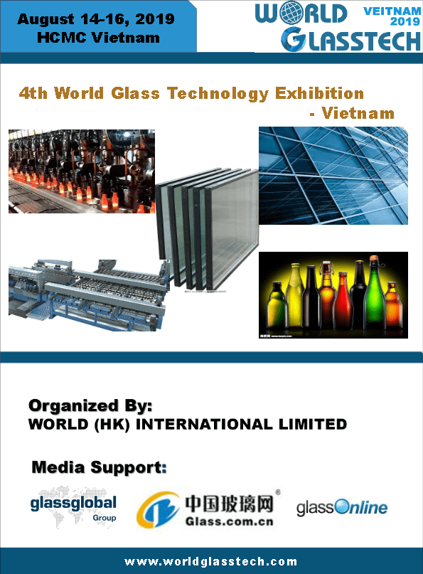Brochure World Glasstech Vietnam 2019