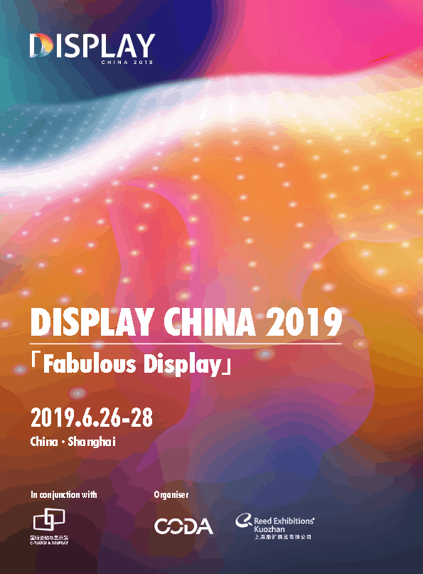 DISPLAY CHINA Brochure