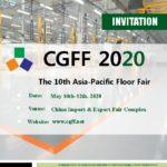 Invitation CGFF 2020