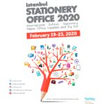 Istanbul Stationery and Office Fair Brochure