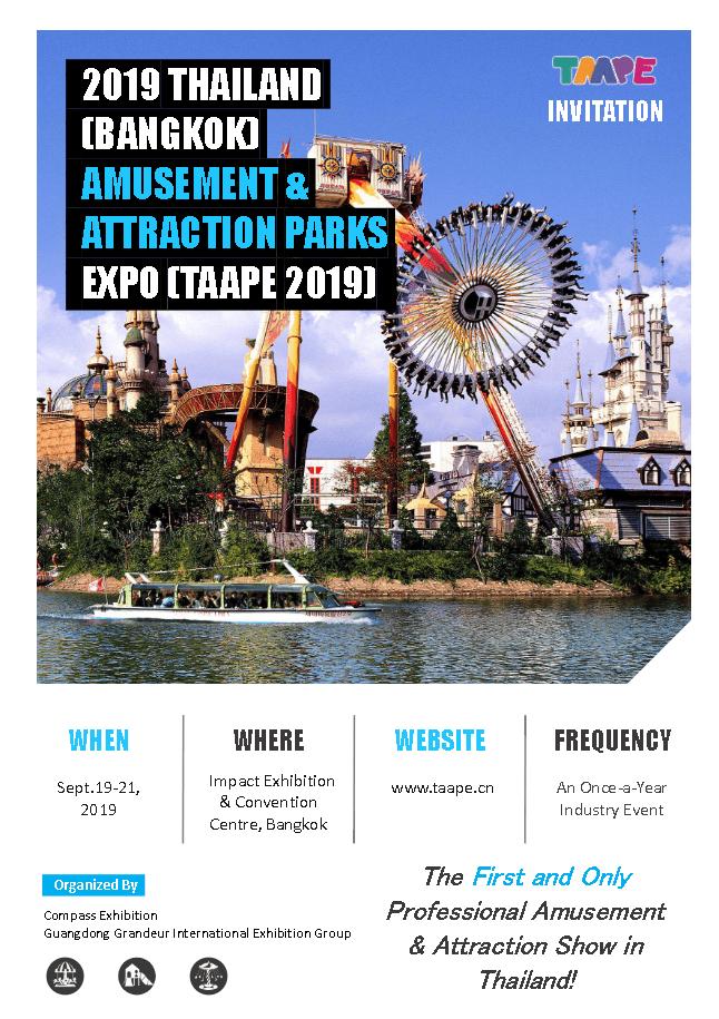 Thailand (Bangkok) Amusement & Attractionparks Expo