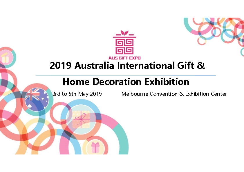 Australia International Gift & Home Decoration Expo