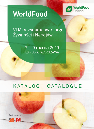 Catalogue WorldFOOD Warsaw 2019
