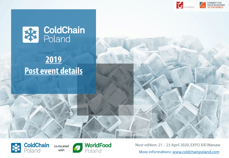 Coldchain Poland 2019 Post Show Report