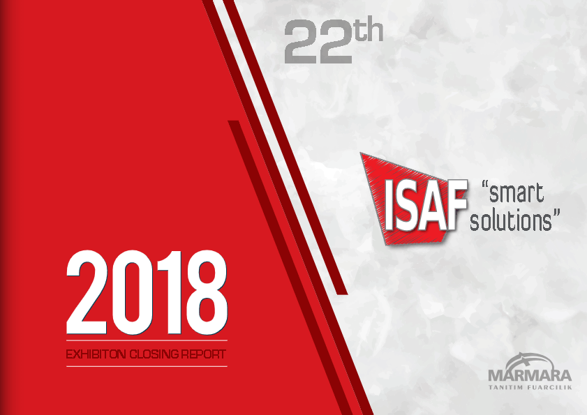 ISAF  Istanbul 2018 Closing Report