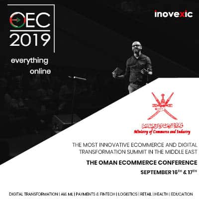 The Oman E-Commerce Conference – OEC 2019