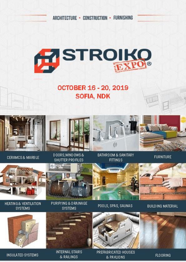 Stroiko Expo Brochure